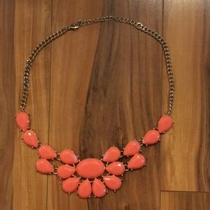 Jewelry - Coral Bauble Necklace